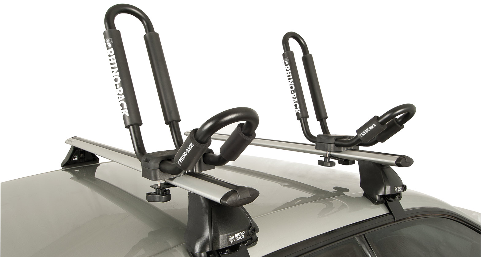 S510 Fixed J Style Kayak Carrier Rhino Rack