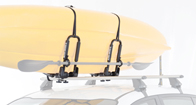 Folding J Style Kayak Carrier