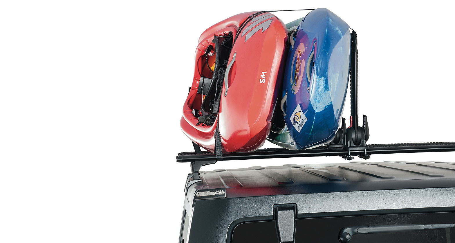 Kayak Roof Carrier >> #S520 - Nautic Stack | Rhino-Rack