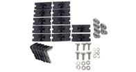 Alloy Tray Fitting Kit Alloy Tray Fitting Kit (Vortex 2 & 3 Bar Systems)