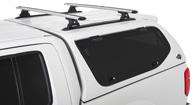 Vortex RLT600 Trackmount Silver 2 Bar Canopy Roof Rack
