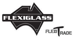 Flexiglass FlexiTrade Canopy