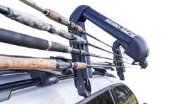 Fishing Rod Carriers