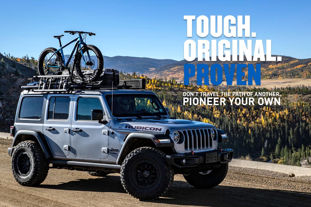 Pioneer Systems Rhino Rack