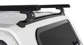 Auto Nexus Canopy - Heavy Duty RLT600 Black 2 Bar Roof Rack | Rhino-Rack