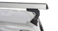 Auto Nexus Canopy - Heavy Duty RLT600 Silver 2 Bar Roof Rack | Rhino-Rack