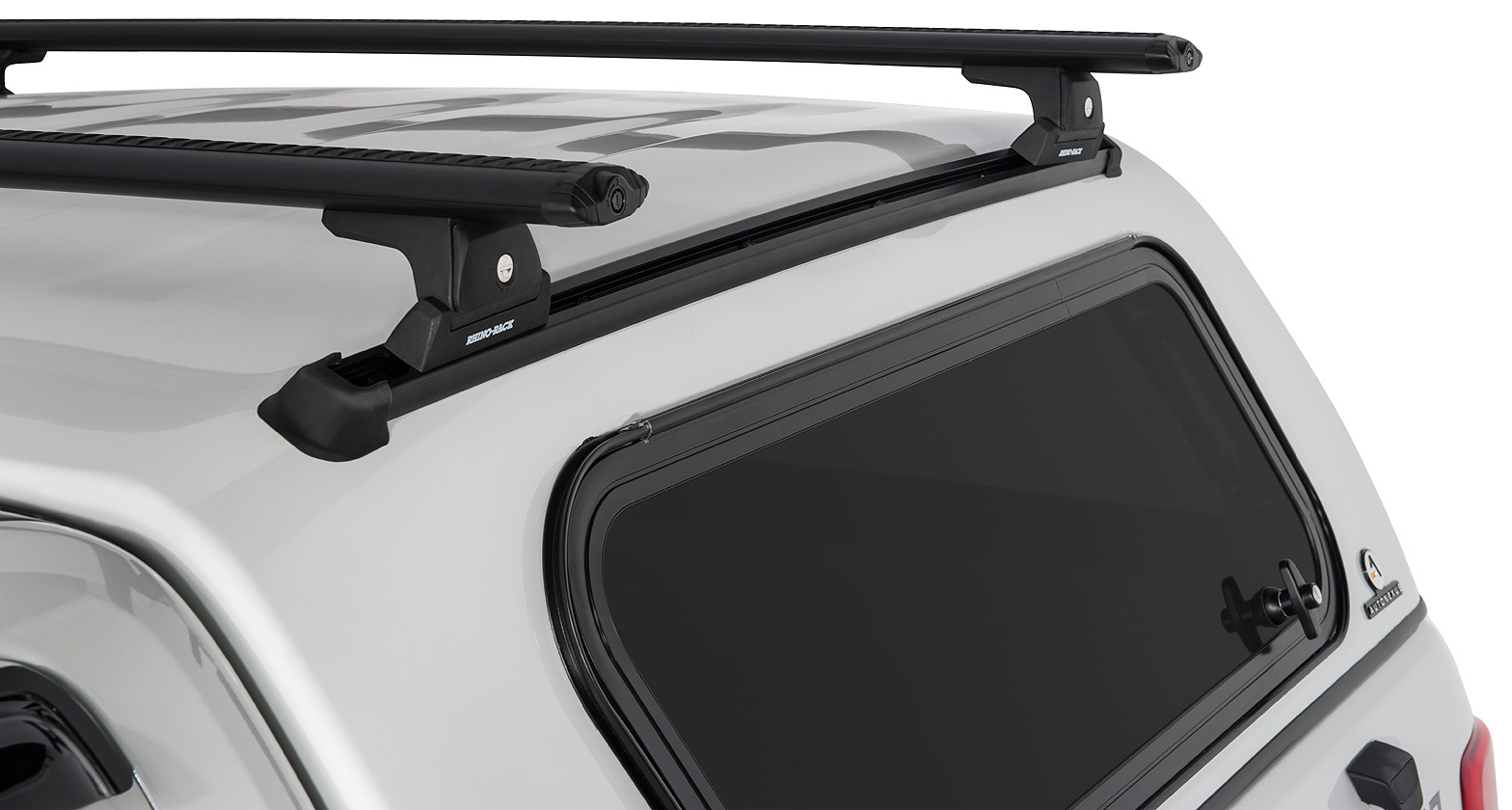Auto Nexus Canopy - Vortex RLT600 Black 2 Bar Roof Rack | Rhino-Rack & Vortex RLT600 Canopy Roof Rack | Rhino-Rack