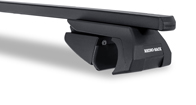 Euro SX Black 2 Bar Roof Rack
