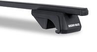 Euro SX Black 2 Bar Roof Rack