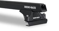Heavy Duty RLTF Black 1 Bar Roof Rack