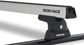 Heavy Duty RLT600 Silver 2 bar Roof Rack | Rhino-Rack
