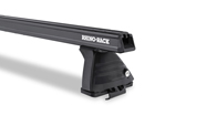 Heavy Duty ROC25 Black 1 Bar Roof Rack (Front)
