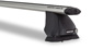 #JA6158 - Vortex 2500 Silver 2 Bar FMP Roof Rack | Rhino-Rack