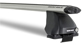 #JA2022 - Vortex 2500 Silver 2 Bar Roof Rack | Rhino-Rack