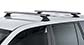 Vortex RCL Silver 2 Bar Roof Rack