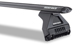 #JA5912 - Vortex RL110 Black 2 Bar Canopy Roof Rack | Rhino-Rack