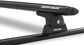 #JA9273 - Vortex RLT600 Trackmount Black 2 Bar Roof Rack | Rhino-Rack