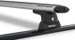 #JA9019 - Vortex RLT600 Trackmount Silver 2 Bar Canopy Roof Rack | Rhino-Rack
