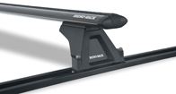 Vortex RLTF Trackmount Black 2 Bar Roof Rack