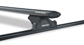 #JA9193 - Vortex RLTP Trackmount Black 2 Bar Roof Rack | Rhino-Rack