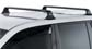 Vortex RVP Black 1 Bar Roof Rack (Rear)