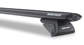 #JA2263 - Vortex SX Black 2 Bar Roof Rack | Rhino-Rack