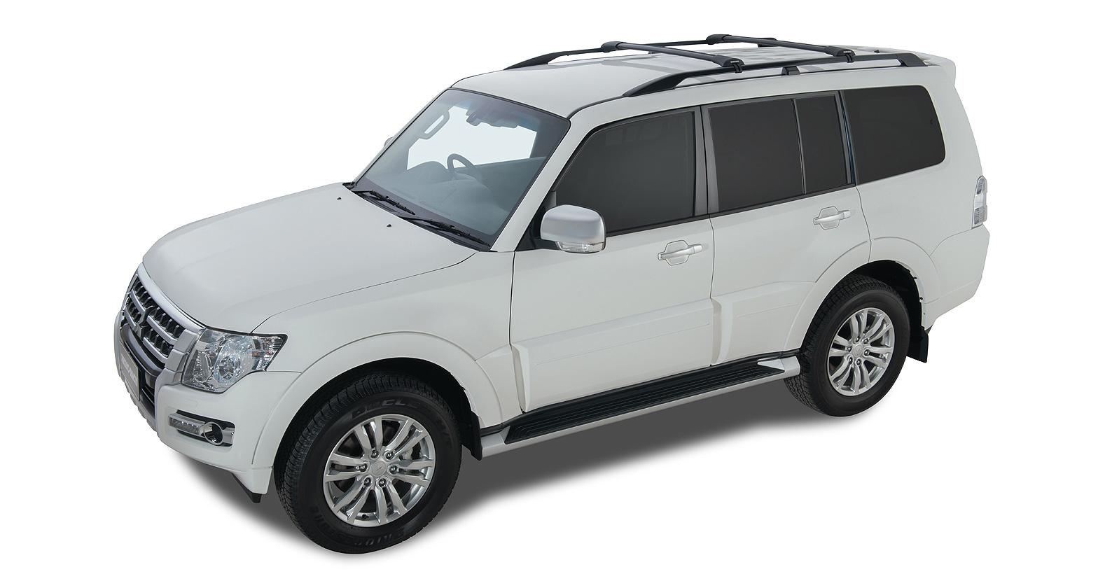 Rhino Roof Rack Stealth Bar Stealthbar For Mitsubishi