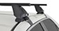 #JA0346 - Euro 2500 Black 2 Bar Roof Rack | Rhino-Rack