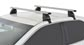 #JA2062 - Vortex 2500 Silver 2 Bar Roof Rack | Rhino-Rack