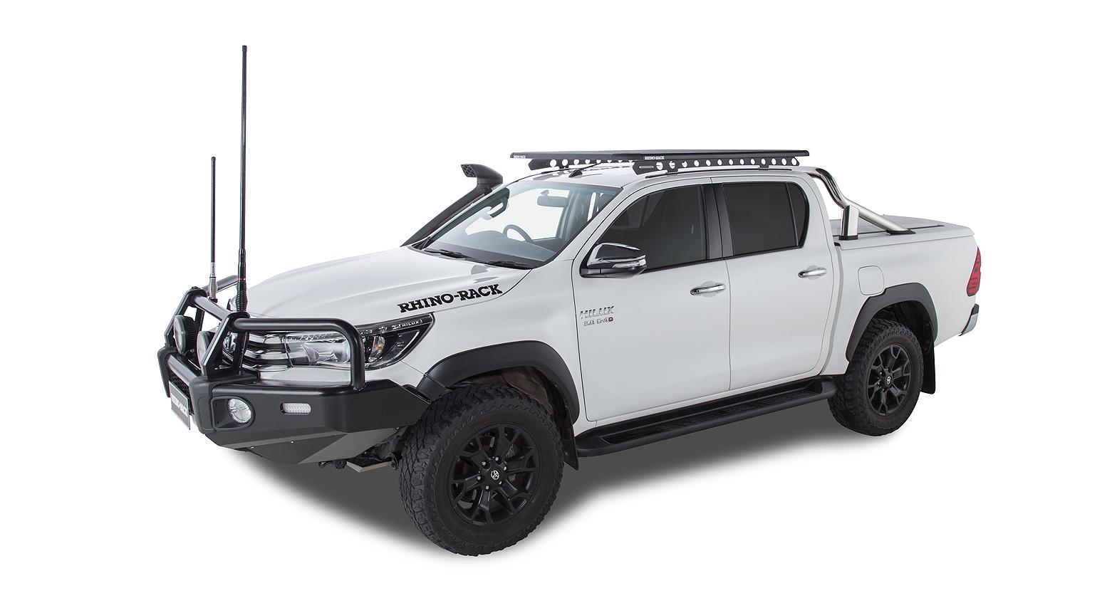 Toyota Hillux 15 17 Mk8 Rhino Rack Backbone Pioneer