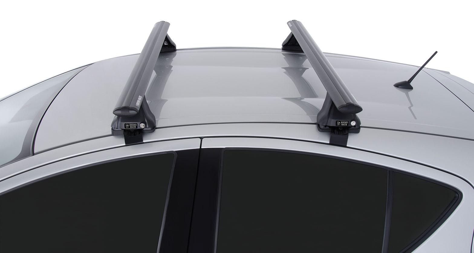Ja1776 Vortex 2500 Black 2 Bar Roof Rack Rhino Rack