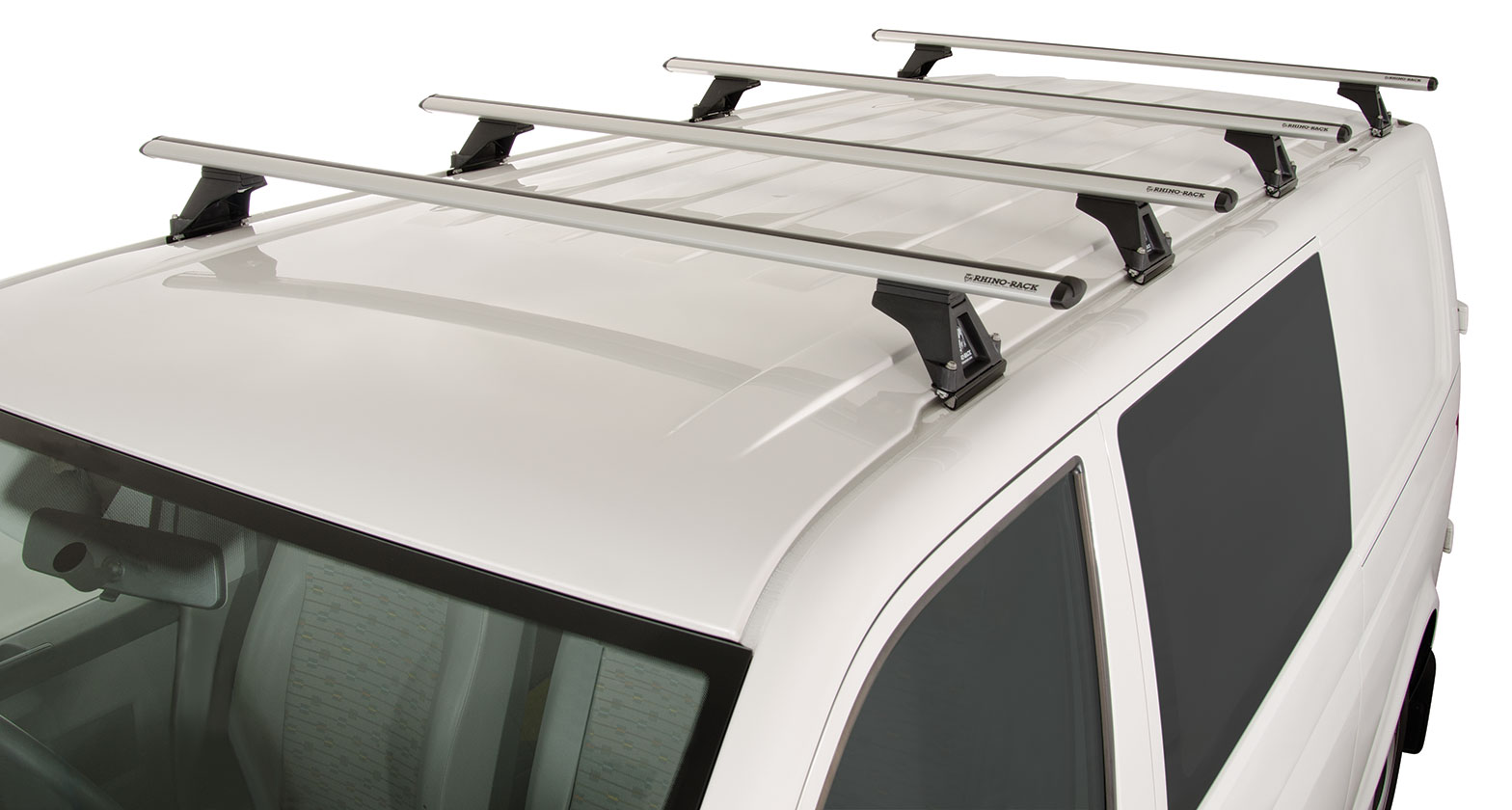 Ja2862 Vortex Rltf Silver 4 Bar Roof Rack Rhino Rack